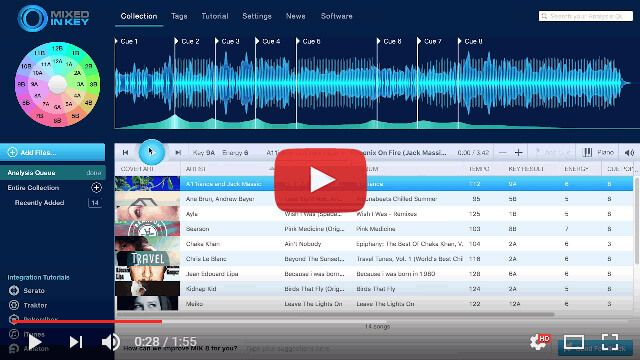 Mixed In Key 8 | Song writing | Key, Rave, Desktop screenshot