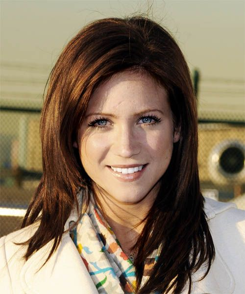 Brittany Snow Hairstyle Long Straight Casual Hair Styles Long Hair Styles Long Straight Hair