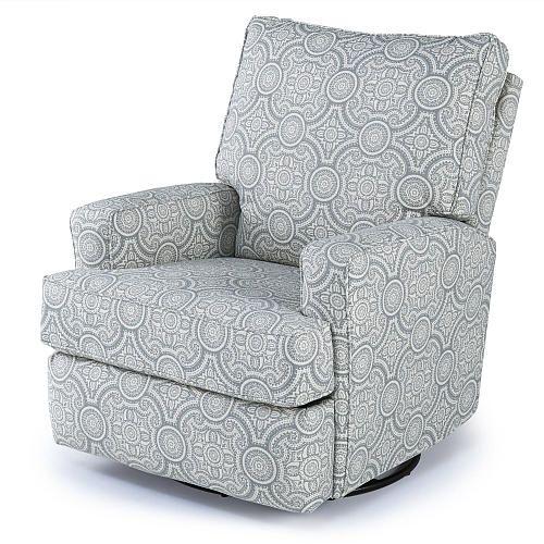 Magnificent Best Chairs Kersey Swivel Glider Recliner Dovetail Best Lamtechconsult Wood Chair Design Ideas Lamtechconsultcom