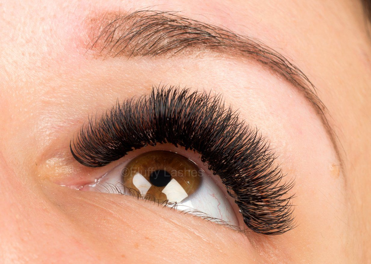 Hollywood Lashes Pictures Of Volume Eyelash Extensions Pinterest