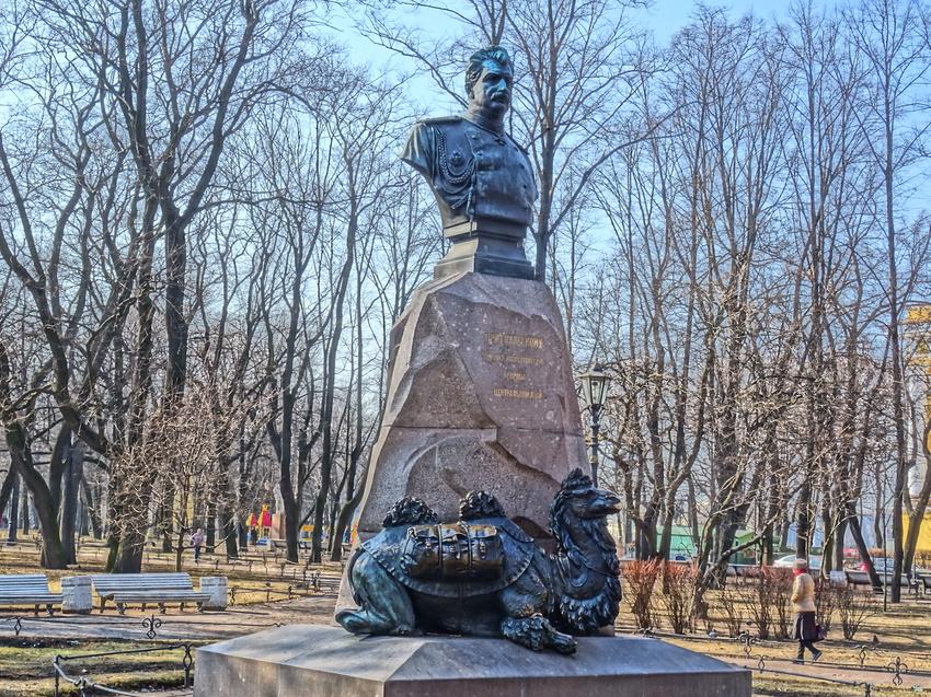 первой картинки памятник пржевальскому городок