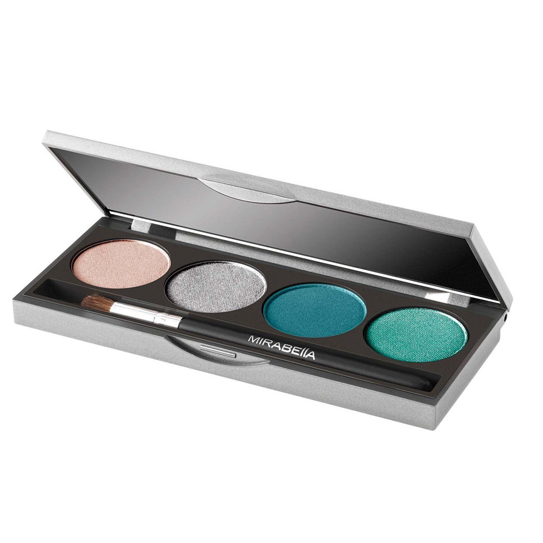 Mirabella Eyeshadow Quad Eyeshadow, Mirabella makeup