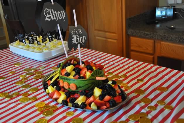 Great Life Sprinkled With Glitter: Pirate Baby Shower Ideas