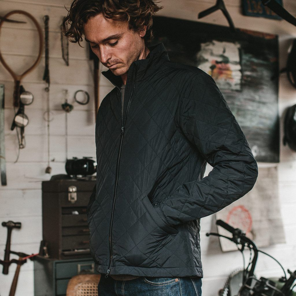 The Vertical Jacket In Navy Taylor Stitch Jackets Outerwear Jackets [ 1024 x 1024 Pixel ]