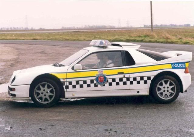 Rs200 Police Car British Police Cars Police Cars Police