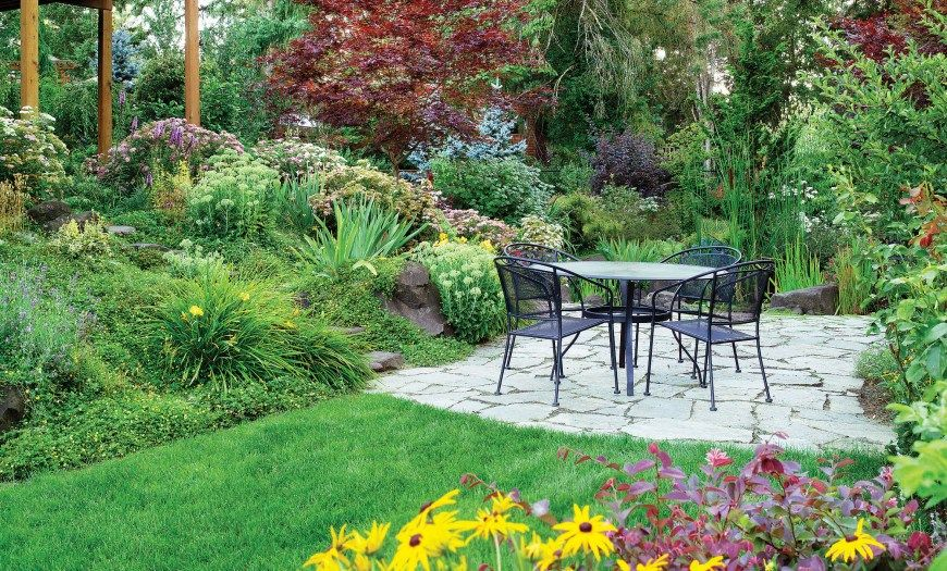 10 Awesome Designs of How to Make Landscaping For Sloped ...