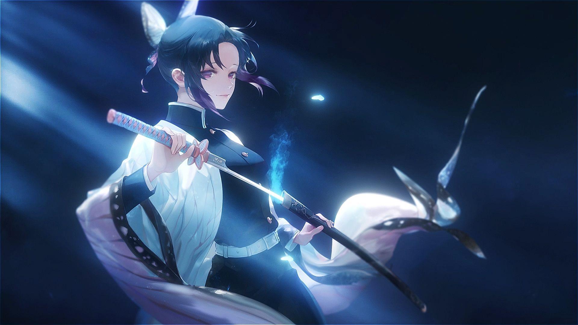 Kimetsu No Yaiba Kochou Shinobu YuiNime Demon Slayer