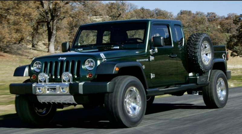 2016 Jeep Comanche Price and Release Date https
