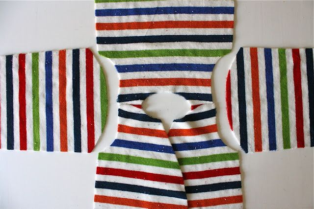 Great tip for sewing sleeves! / Ompele neulosvaatteiden hihat aina olkasauman jälkeen!