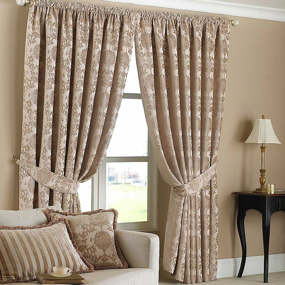 Curtain Designs For Living Room Contemporary Unique Living Room Curtain With Sofa And Table Also Table Lamp  Curtains Inspiration Design
