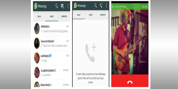 WhatsApp voice calling feature available in India, but only for limited Android users.