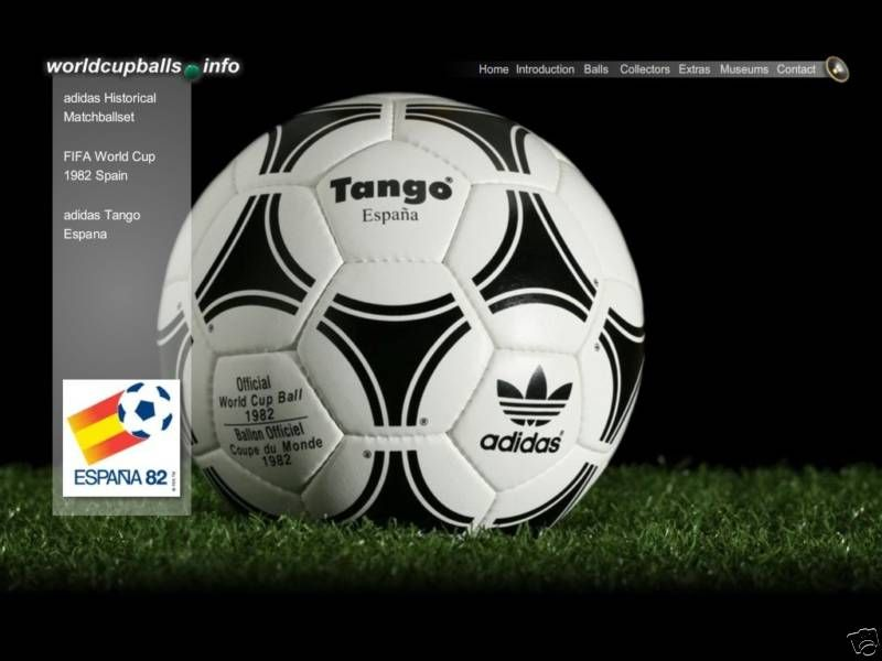 undefeated x cheap for discount competitive price Details about ADIDAS TANGO SPAIN 1982 WORLD CUP ESPAÑA ...