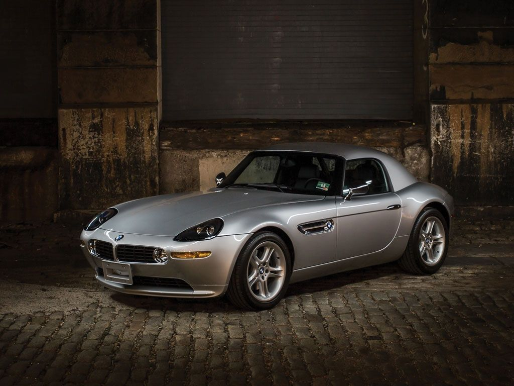 2002 BMW Z8 Roadster Classic Driver Market (With