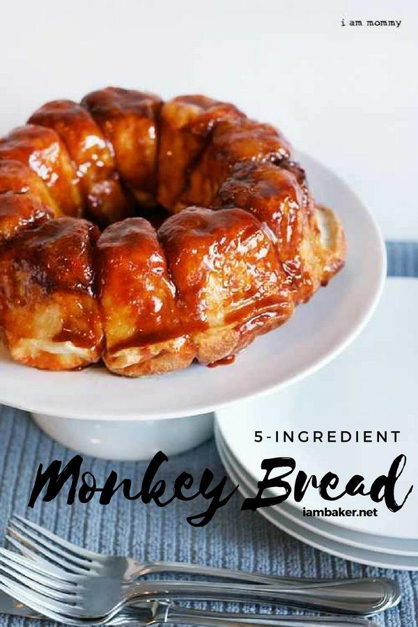 Monkey Bread Recipe Rhodes Overnight