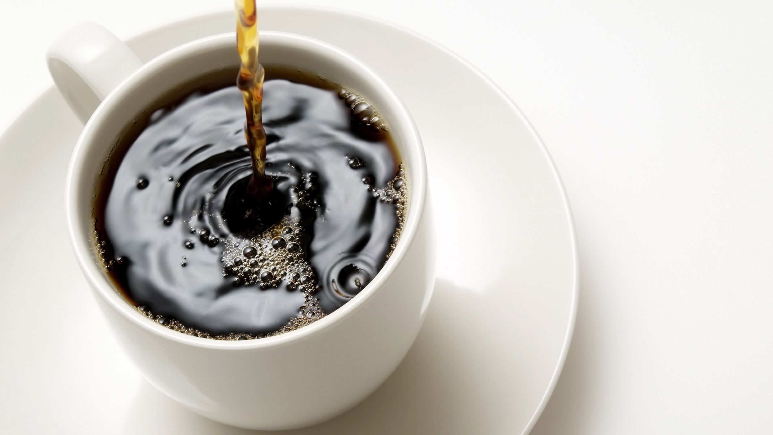 Clear Coffee Is Here To Give You A Stain Free Caffeine Fix Better Food Choices Liver Health Coffee Drinks
