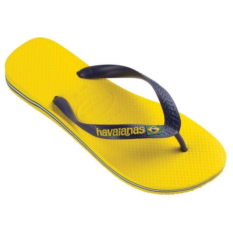 ee57628179c0af Havianas Men s  Brasil Logo  Flip Flop £18.00