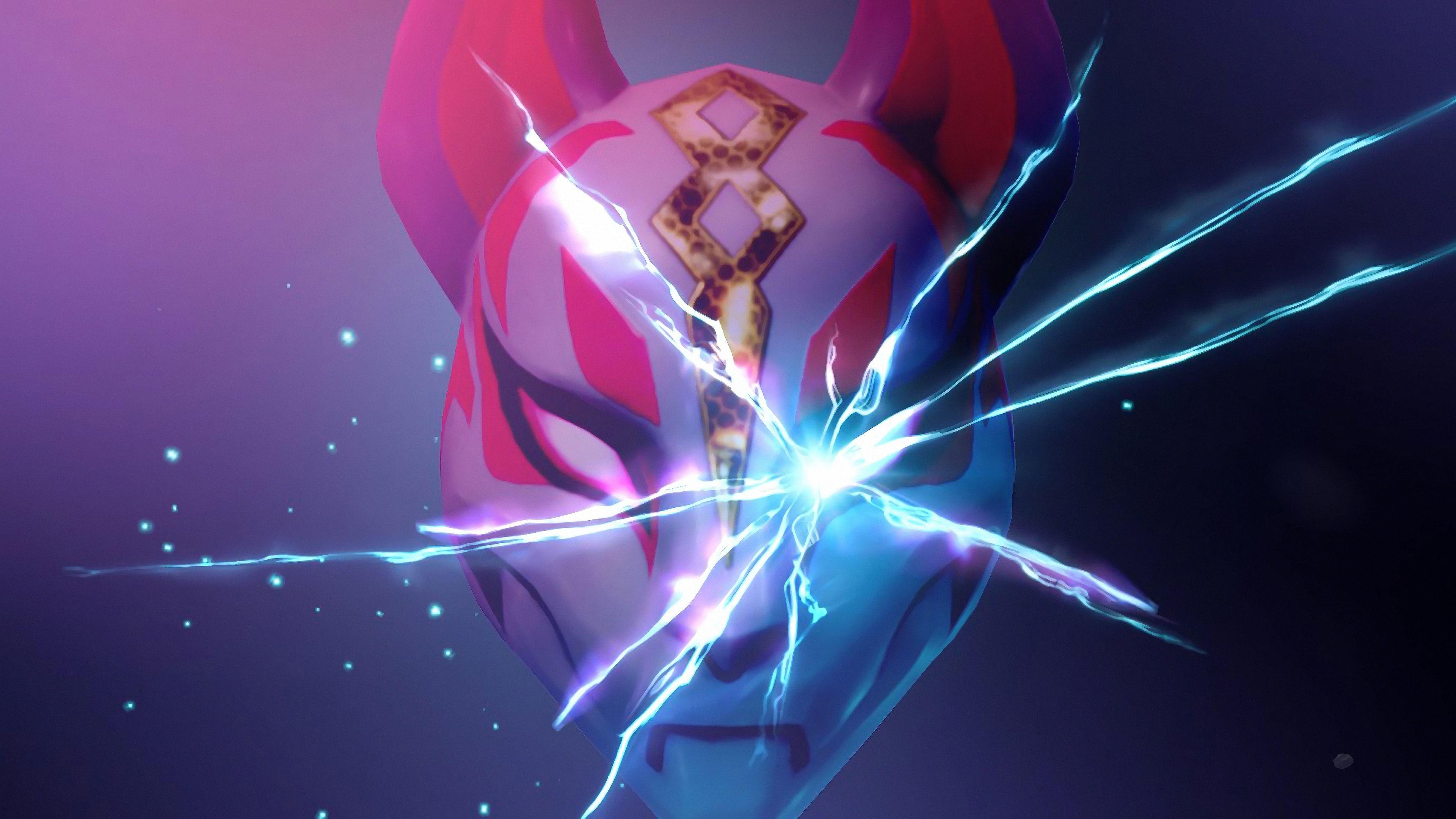 Free download Kitsune Mask Drift Fortnite Battle Royale