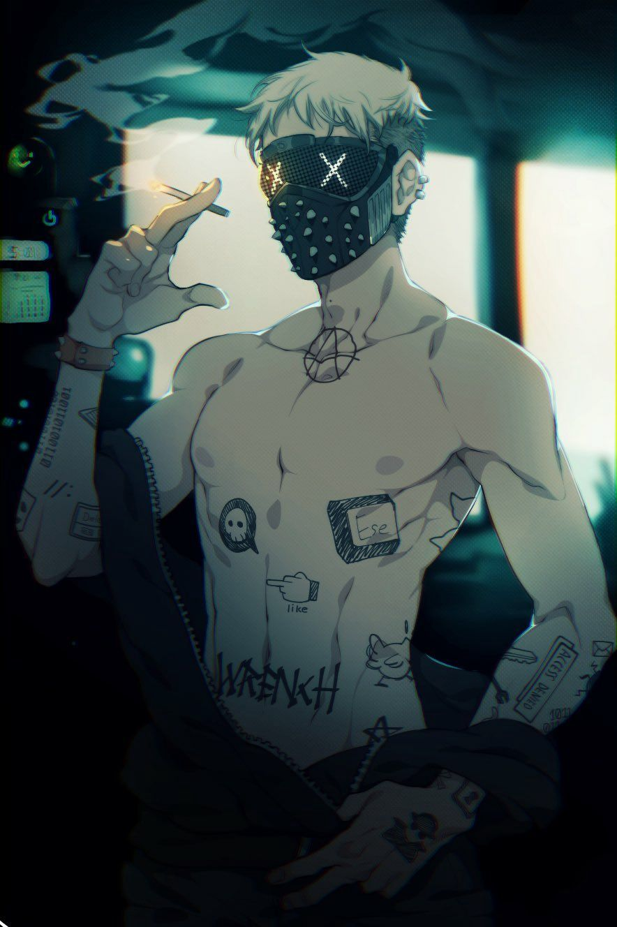 Wrench x Reader (Watch Dogs 2)  You needed a job and got one