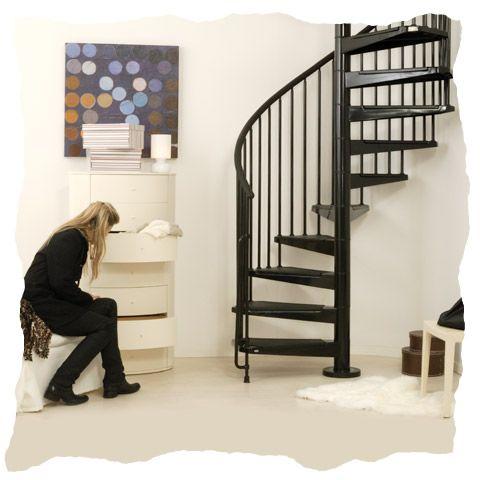 Civic Spiral Staircase Kit