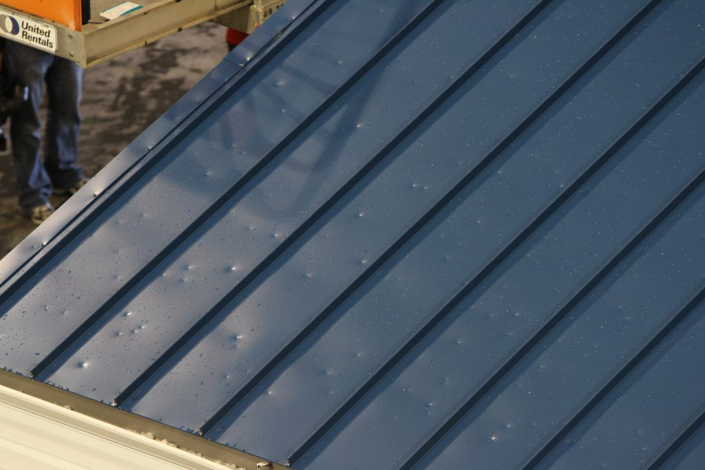 How To Tell If Your Roof Has Hail Damage In 2020 Roofing Metal Roof Coating Metal Roof