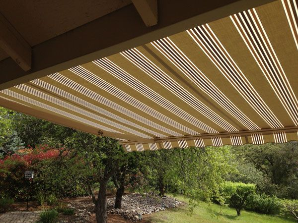 Awning Replacement Fabric- Retractable, Patios, Decks ...