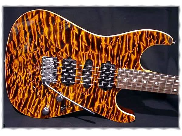 Rig-Talk • View topic - Fender's acceptable $3000 quilt top ... : quilt top guitar - Adamdwight.com