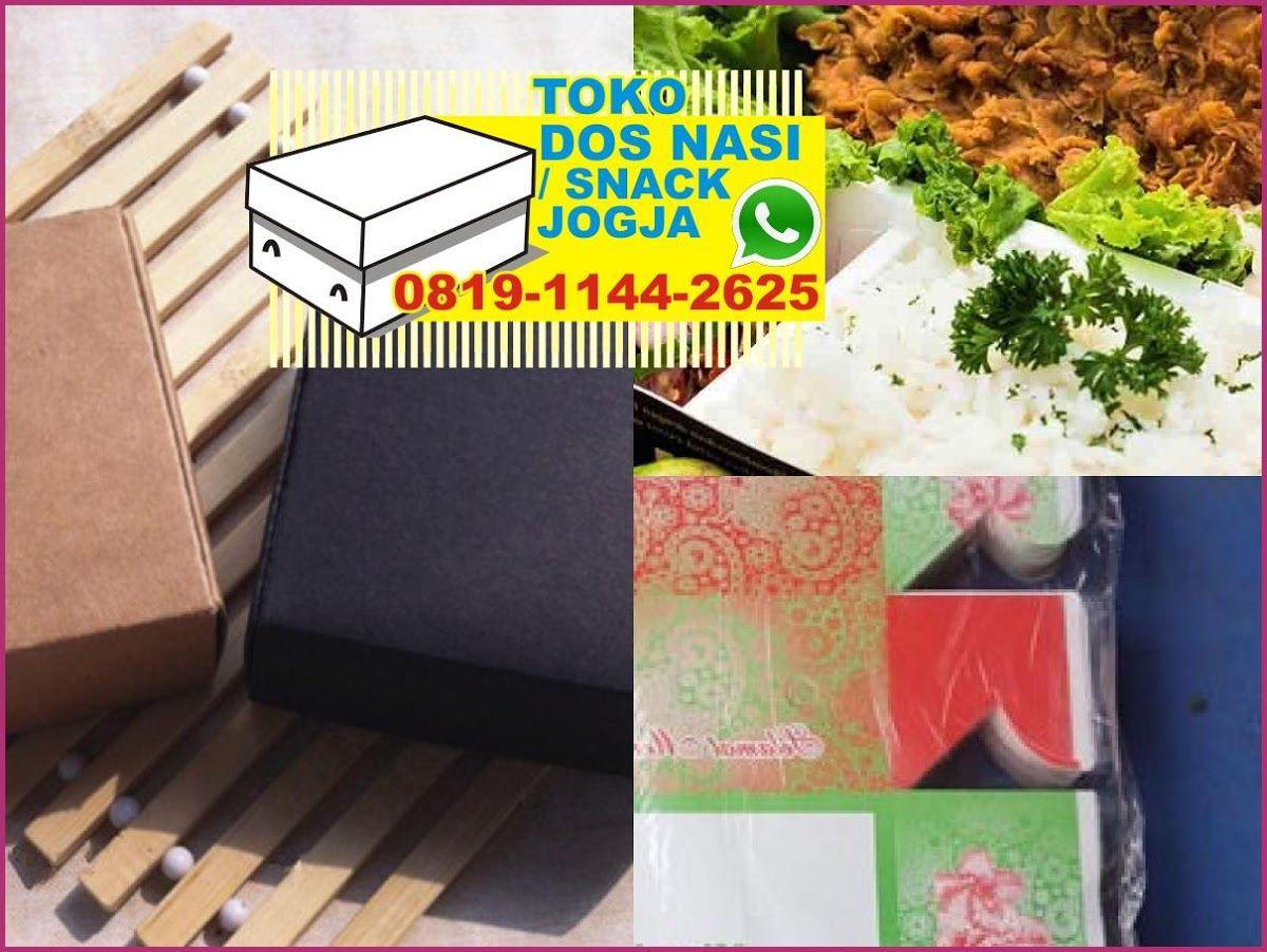 Jual Dus Nasi Murah Kotak Nasi Berkat Snack Box Di Yogya Harga