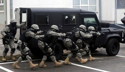 You May Pull Your Landline After Reading This SWAT Team Story