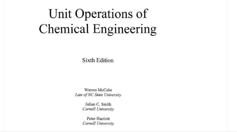 Pin On Unit Operations Of Chemical Engineering