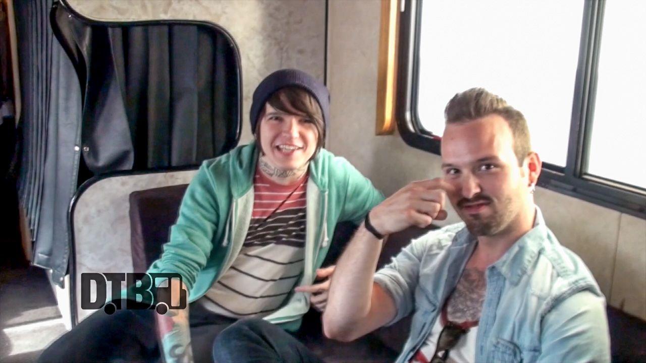 The rock band, Framing Hanley, talks about tour pranking! | Tour ...