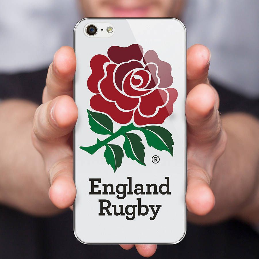 England Rugby Smart Phone Case Phone Cases England Rugby Case