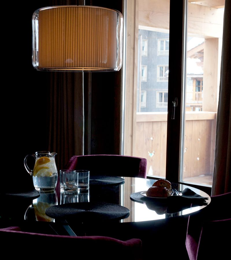 Alpine Living, Interior Design, Ski Chalet, French Alps, Luxury Home