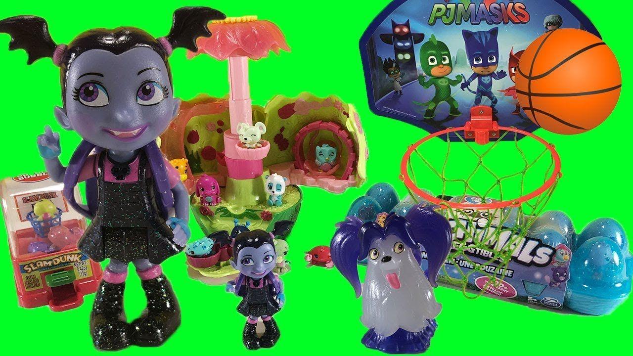 Toys images for kids  Disney Vampirina Basketball HIGHLIGHTS TOYS KIDS FUN  Kids