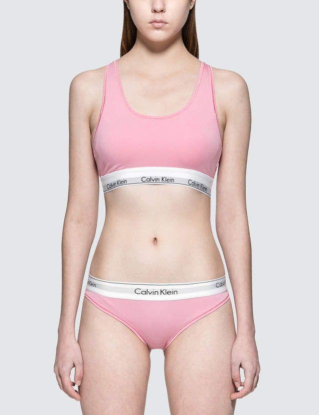 1adb7ea9415 Calvin Klein Underwear Bralette