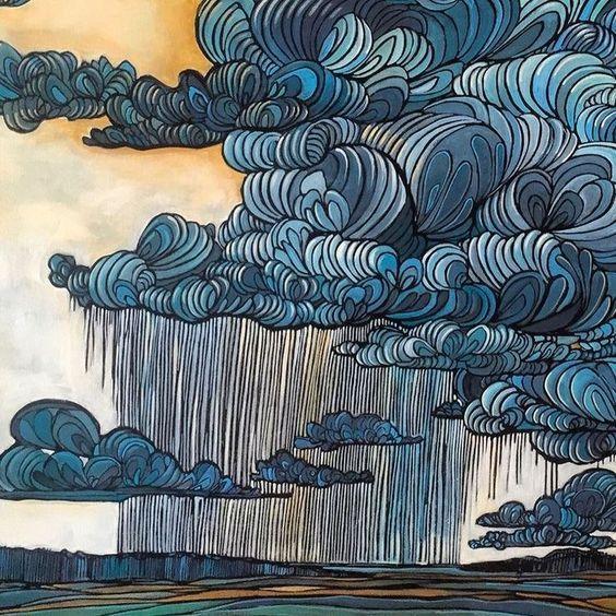Solo llueve desde que no estas... - #desde #estas #llueve #Solo