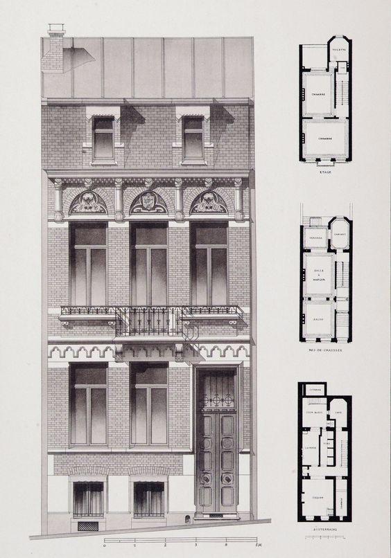 Rue du Lac – Inventaire du patrimoine architectural