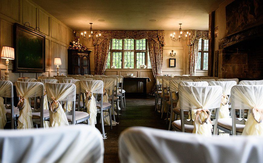 8 Winter Wedding Venues In The West Midlands Gorcott Hall Chwv