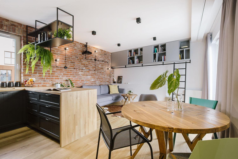 Soft loft w Gdańsku Architekt wnętrz / Gdynia / Gdańsk
