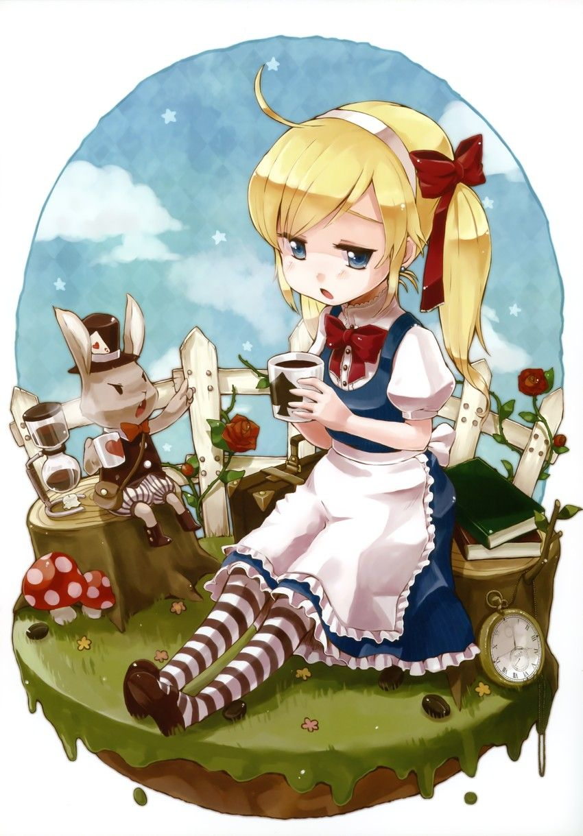 Pin by Alexandra Graves on ♣♦♠♥ Alice in Wonderland
