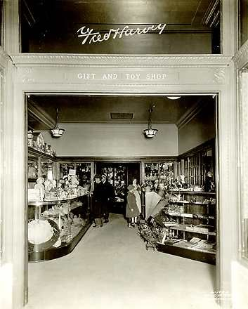 Photographs And Supplemental Materials Of The Fred Harvey Hotels 1896 1945 Union Station Pers Mart Chicago Illinois