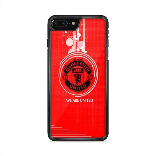 Get Latest Manchester United Wallpapers IPhone Manchester United Red Wallpaper iPhone 7 Plus Case | Caserisa