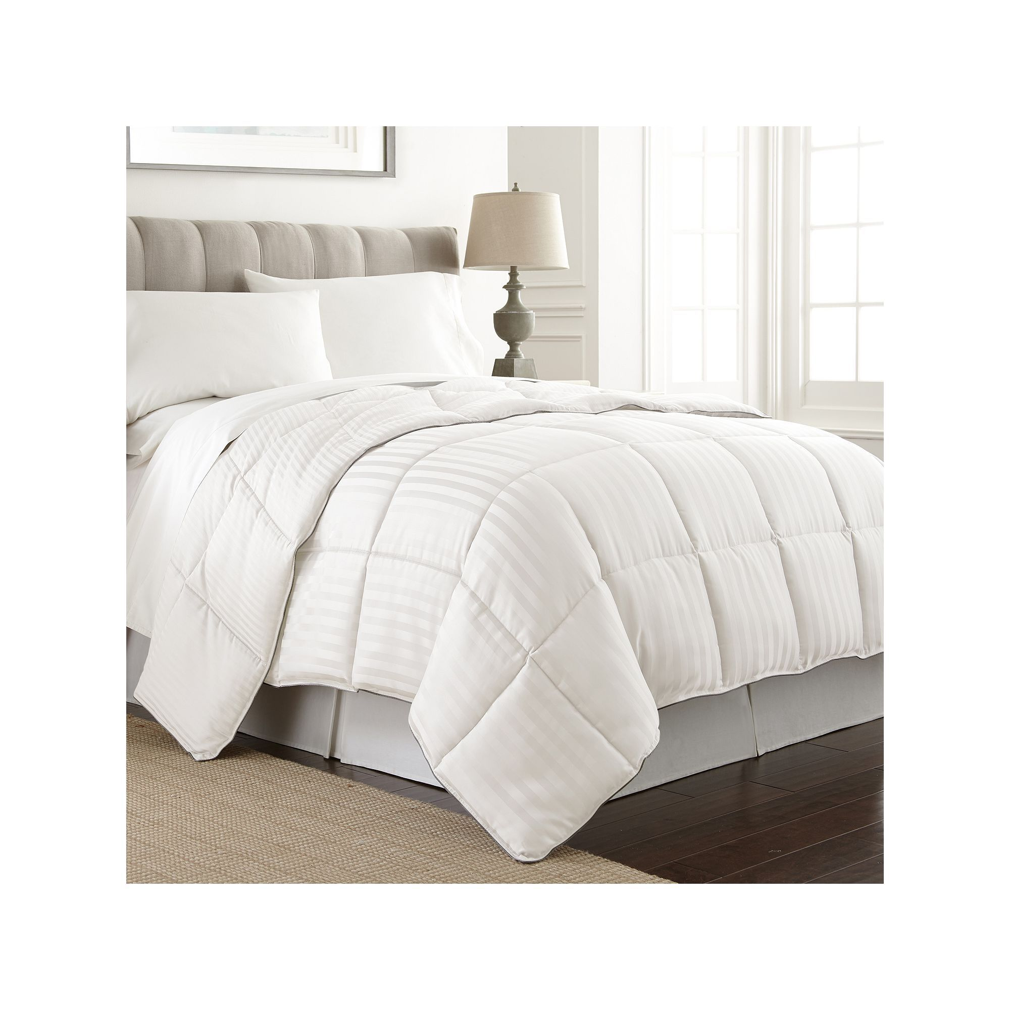 today product home comforter reversible count overstock shipping classics percale bedding madison park luxury cotton down thread alternative westport free bath