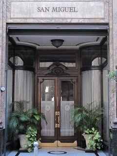Palacio San Miguel Buenos Aires Puertas Portones