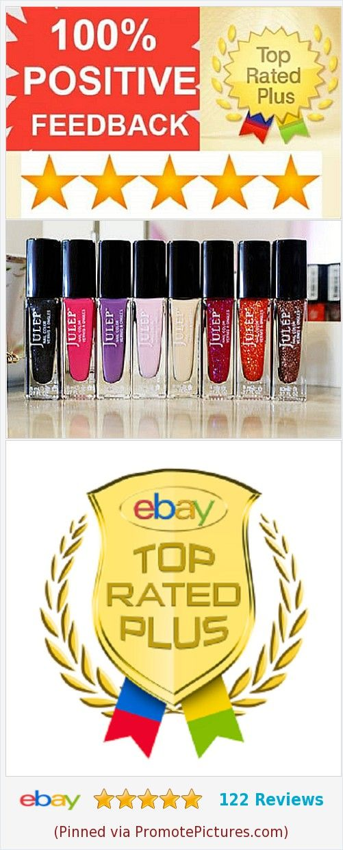 Julep Color Treat Nail Polish Breathable Oxygen Technology Vegan 8 ...