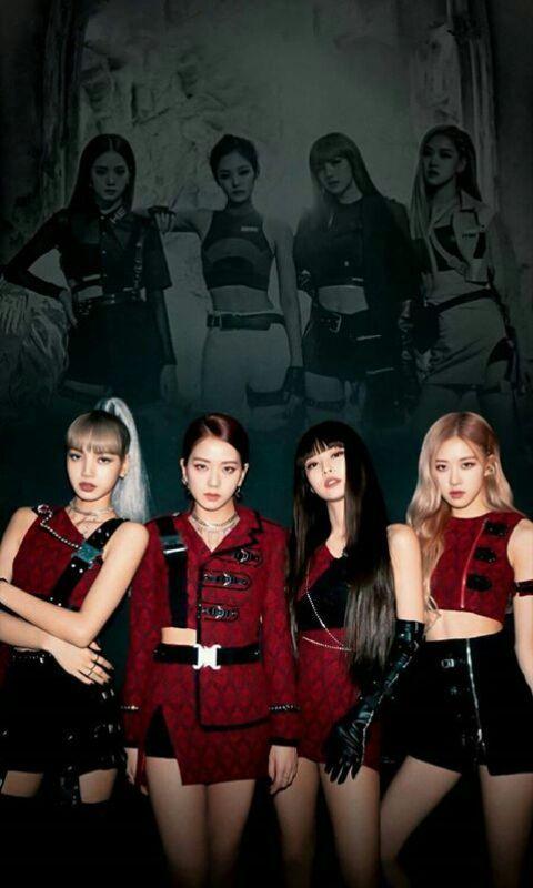 Best 12 Blackpink Kill This Love 2019 Comeback Jennie Lisa Rose Jisoo Wallpaper Lockscreen Fondo De Pa - Wallpaper Quotes