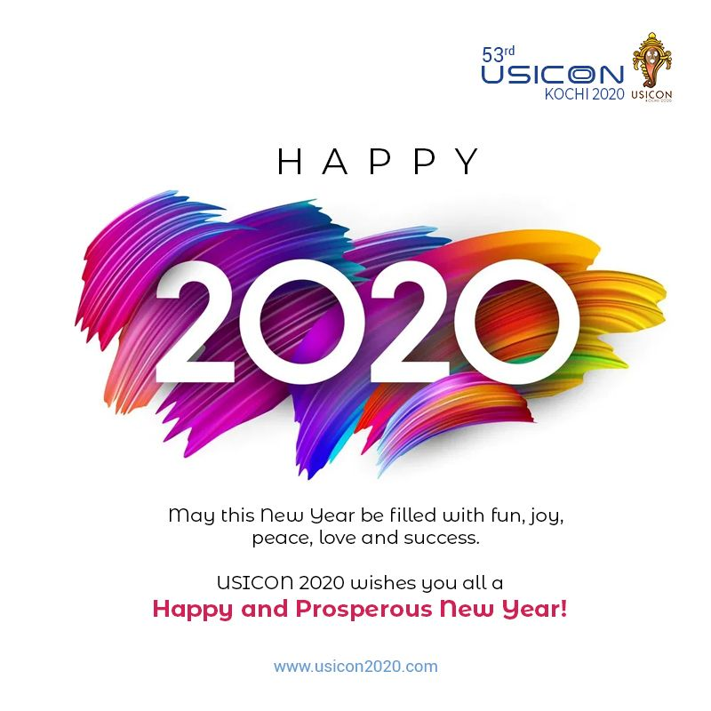 HAPPY 2020 May this New Year be filled with fun, joy