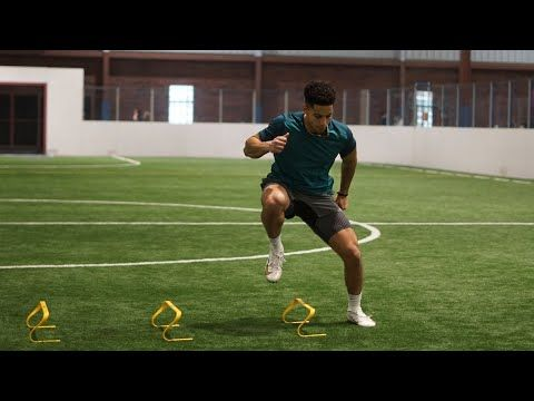 Explosive Agility Workout� BURNING FAT & BECOMING A BETTER ATHLETE