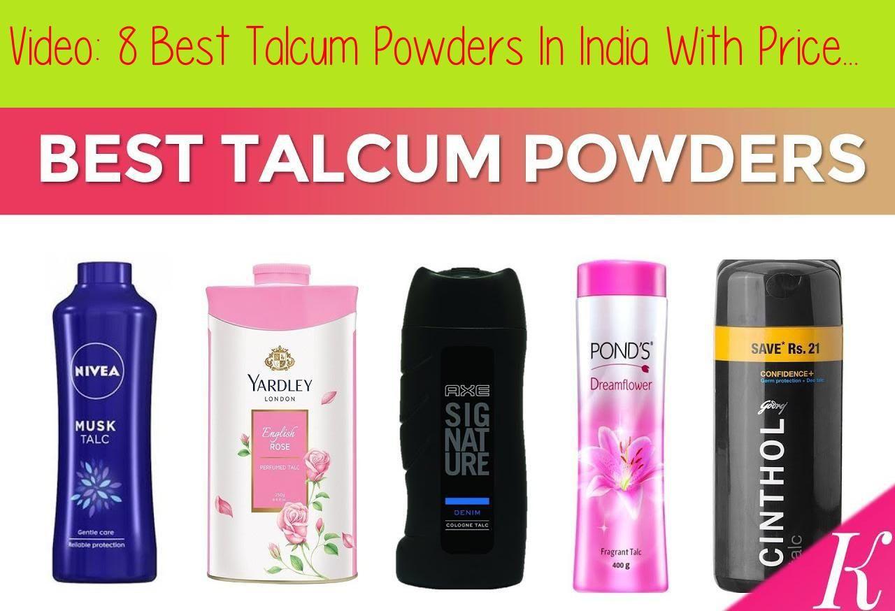 8 Best Talcum Powders In India With Price Acne Talcum