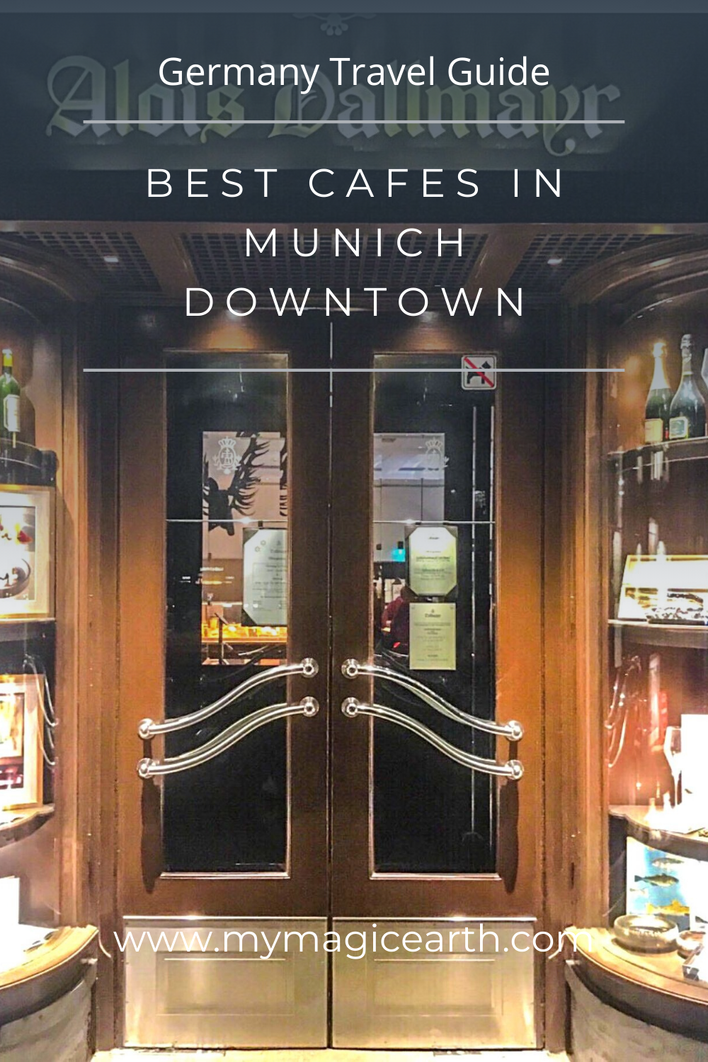 Photo of Where to have a cup of coffee in downton Munich