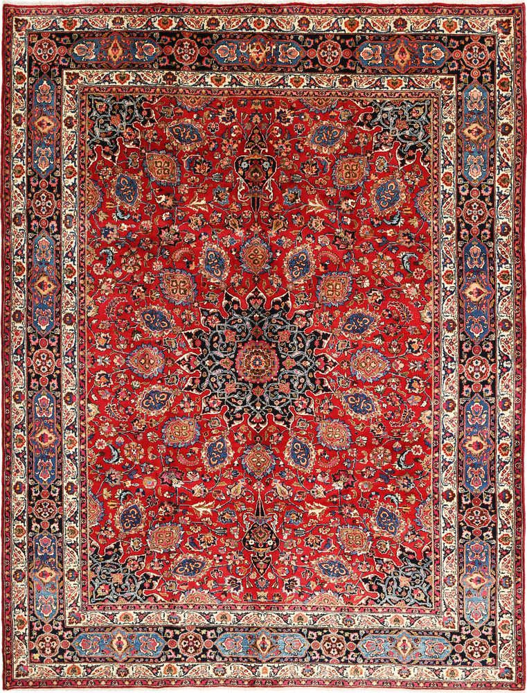 Mashad signed: Zarifian carpet AZXA469